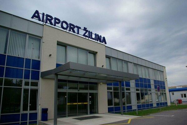 Letisko Žilina.