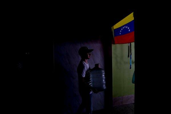 Venezuela v posledných týždňoch zápasí s rozsiahlymi výpadkami elektrickej energie.