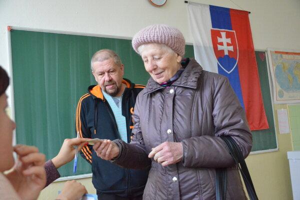 Voľby na Ľadovni.