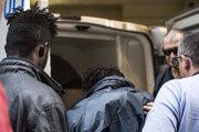 Migranti obvinení z únosu tankeru El Hiblu 1.