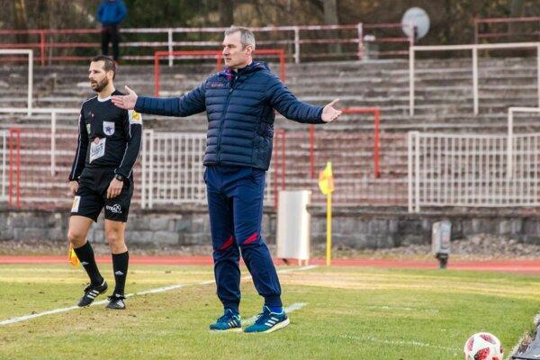 Tréner Stano Varga