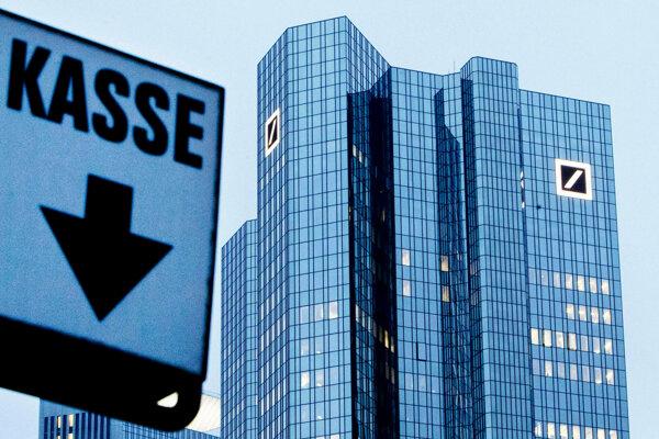 Sídlo Deutsche Bank