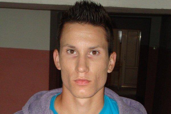 Máté Köböl. Jeho futbalovým vzorom je Portugalčan Nani z Manchestru United.
