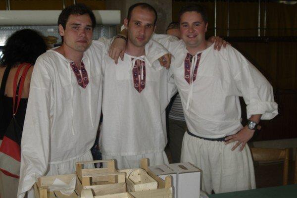 Traja organizátori trhov chcú oživiť slávu Rimavskej Soboty.