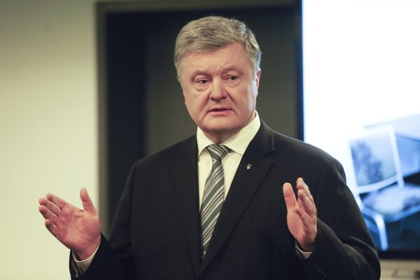 Úradujúci prezident Petro Porošenko skončil v prvom kole na druhom mieste - volilo ho 3 014 609 voličov.
