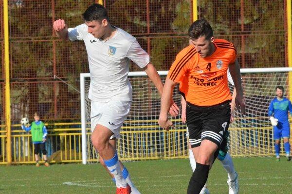 Martin Boďa pomohol mužstvu dvomi gólmi.
