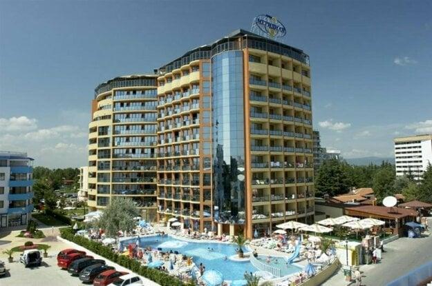 HotelSmartline Meridian 4*