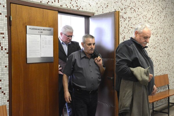 O kauze pozemkov v utorok rozhodoval súd.