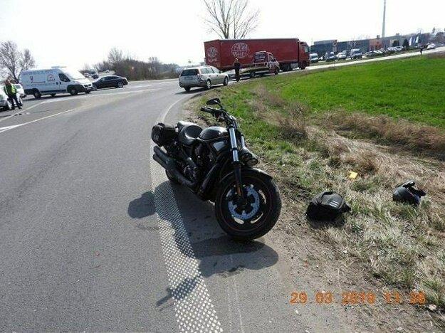 Fotka z nehody
