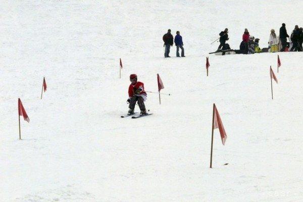 Lyžiarske stredisko v obci Muráň je jediným fungujúcim zariadením svojho druhu v okrese Revúca.