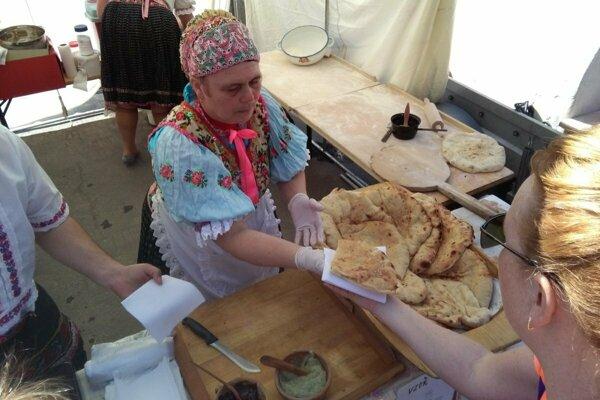 K lákadlám víkendu bude patriť otváranie Bánoša - Tradičná chuť regiónu.