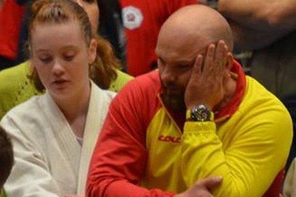 Trénera Michala Bokora zbytočná chyba jeho zverenkyne veľmi mrzela.