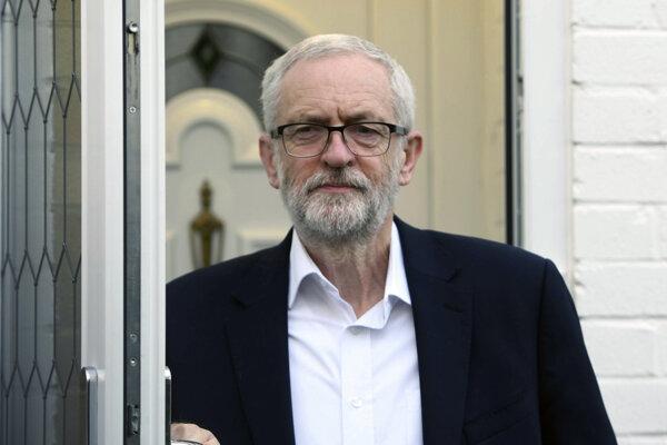 Jedným z najväčších odporcov nového referenda o brexite jej predseda Jeremy Corbyn.