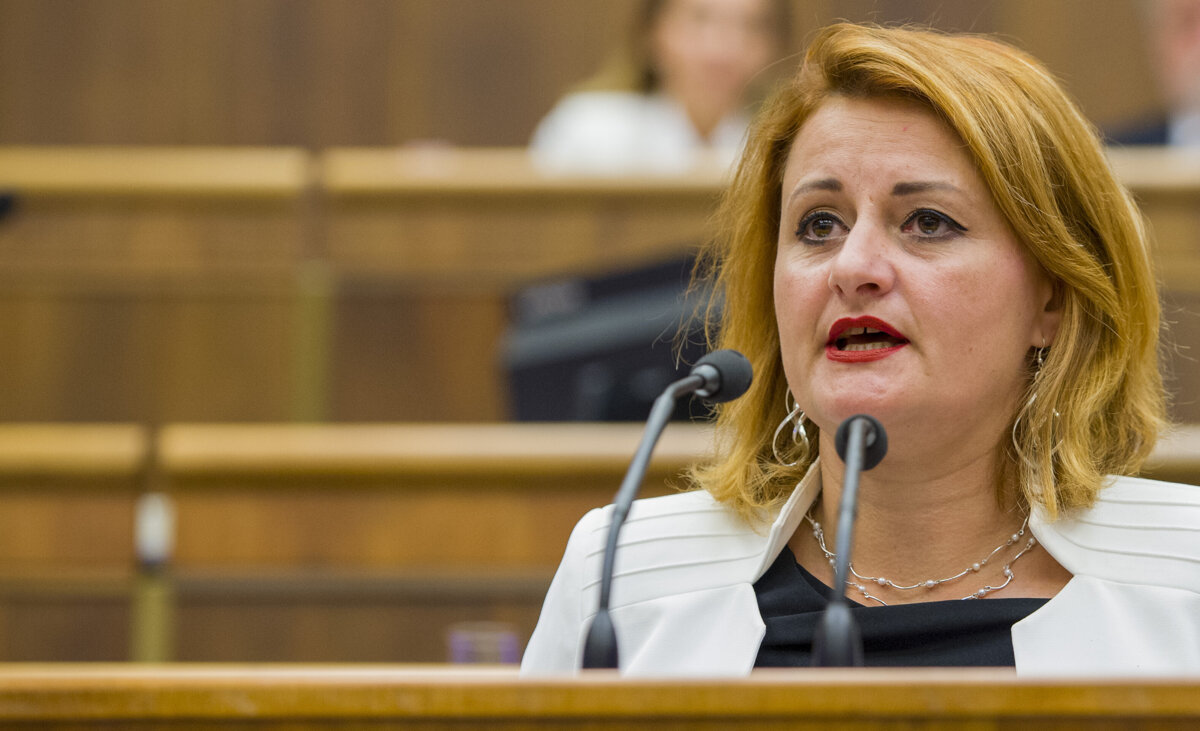 Exposlankyňa Blahová čelí žalobe za údajné poškodenie mena otganizácie Čistý deň - SME