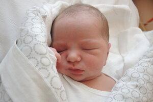 Matteo Turaj (3660 g, 51 cm) sa narodil 4. apríla Marianne a Lukášovi z Trenčianskych Stankoviec.