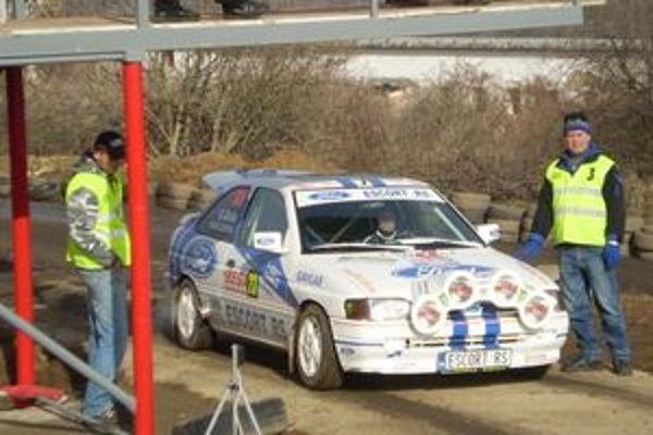 Od prvej marcovej nedele bude žiť Rally Park vo Veľkých Zlievciach Hobby Rally Cupom.