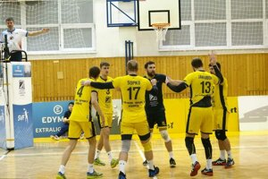 Košickí volejbalisti si prvýkrát v histórii klubu zahrajú finále extraligy.