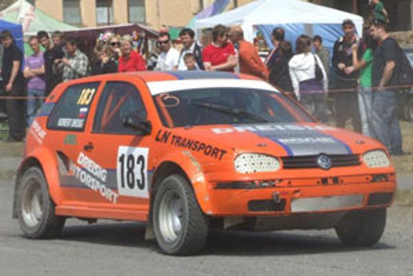 Norbert Dreisig vlani na Rallysprinte nechýbal, účasť prisľúbil aj tento rok.