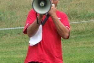 Riaditeľ pretekov Pavol Garaj.