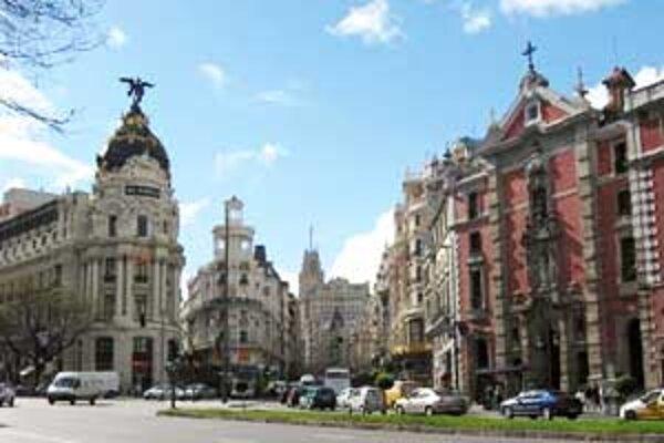 V Madride si prídu na svoje milovníci múzeí i cestovatelia, ktorých láka móda.