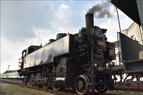 Štyri parné lokomotívy začnú premávať v rámci podujatia Ku sušedom na viľet.