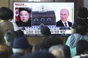 Severokórejský vodca Kim Čong-un sa stretne s ruským prezidentom Vladimirom Putinom.