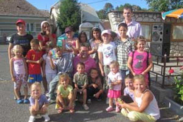 Deti sa tešili najmä na obľúbeného Joža Pročku.