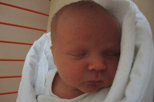 Filip Sidor (3650 g, 53 cm) sa narodil 12. apríla Dominike a Filipovi z Ivanoviec.