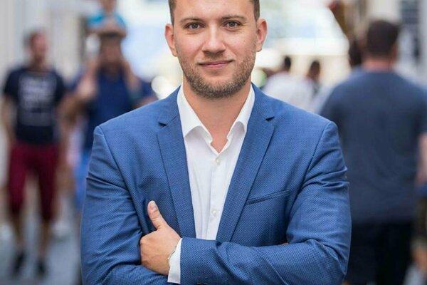 Poslanec Martin Kapitulík.