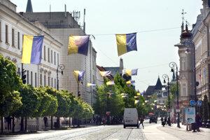 Začínajú oslavy Dňa mesta Košice.