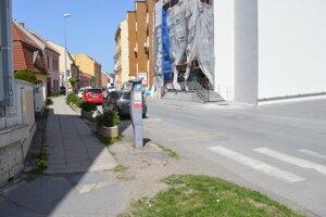 Pri pocitových mapách bola kritizovaná aj Jarková ulica.