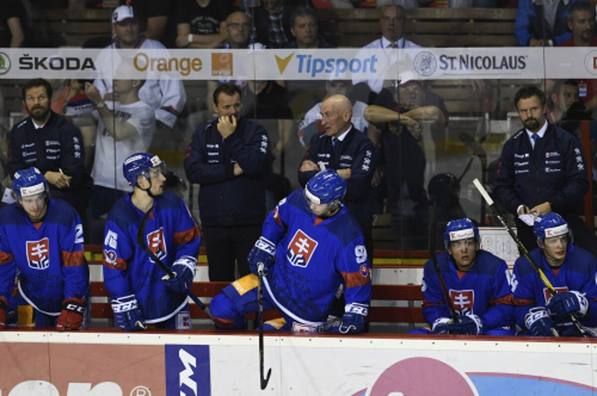 8d98a5795096e ONLINE: Slovensko - Česko (hokej, LIVE, 1. prípravný zápas) - Šport SME