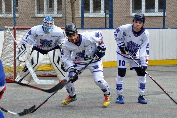 Protef Pov. Bystrica vyhral dôležitý prvý semifinálový duel.