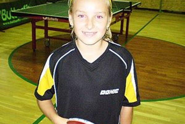 Jana Mičodová kraľovala na turnaji Slovenského pohára vo svojej základnej skupuine, v ktorej zdolala všetky tri súperky.