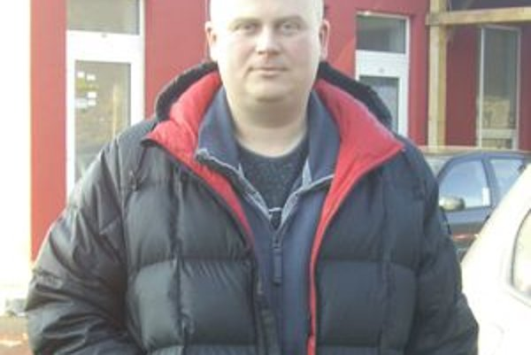Viceprezident LAFC Karol Báťka.