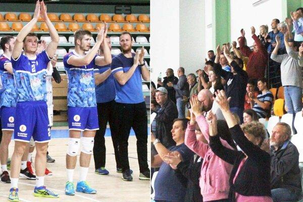 Volejbalisti Nitry zakončili sezónu ziskom bronzových medailí.