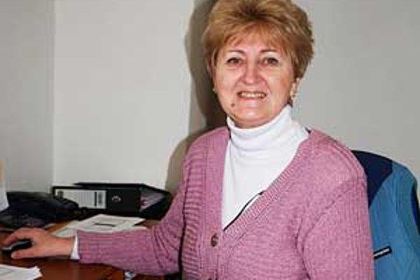 Vedúca charity Daniela Nagyová trávi v charite takmer všetok svoj voľný čas.