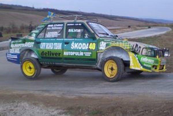 Róbert Fodor sa predstavil v kategórii Škoda.