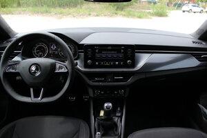 Nová Škoda Scala 1,0 TSI