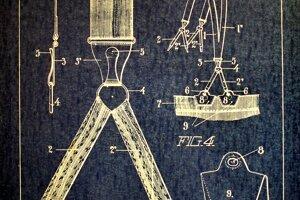 O vynáleze hozentraglí si Štefánik písal s otcom.