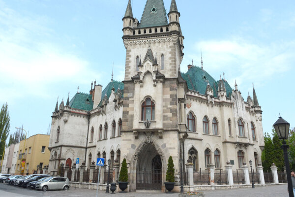 Dominanta mesta je pre verejnosť od roku 2000 nedostupná.