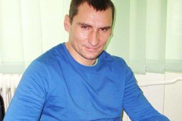 Branislav Mráz, tréner MŠK Rimavská Sobota.