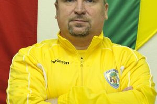 Ladislav Flachbart, hráč a člen vedenia FTC Fiľakovo.
