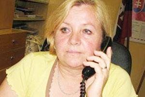 Pani Drahomíra Hricová dúfa, že  sa nájde riešenie , aby ľudia mohli aj naďalej využívať pevné linky.
