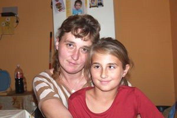 Statočná žena. Mirka bojovala za seba i za svoje deti.