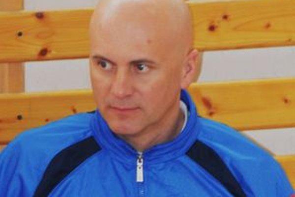 Stanislav Villányi, organizátor 10. ročníka Balex Trade futsal ligy vo Fiľakove.