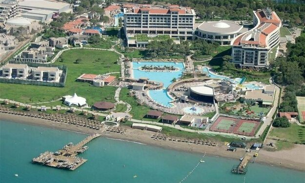 HotelEla Quality Resort Belek 5*, Turecko