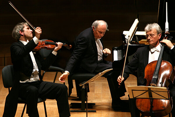 Guarneri Trio Prague.