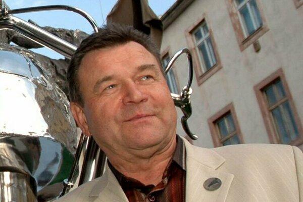 Václav Postránecký na fotke z roku 2006.