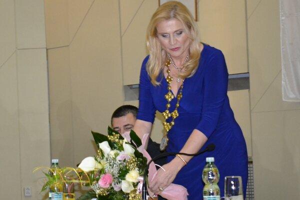 Jana Vaľová je novou predsedníčkou Únie žien Slovenska.